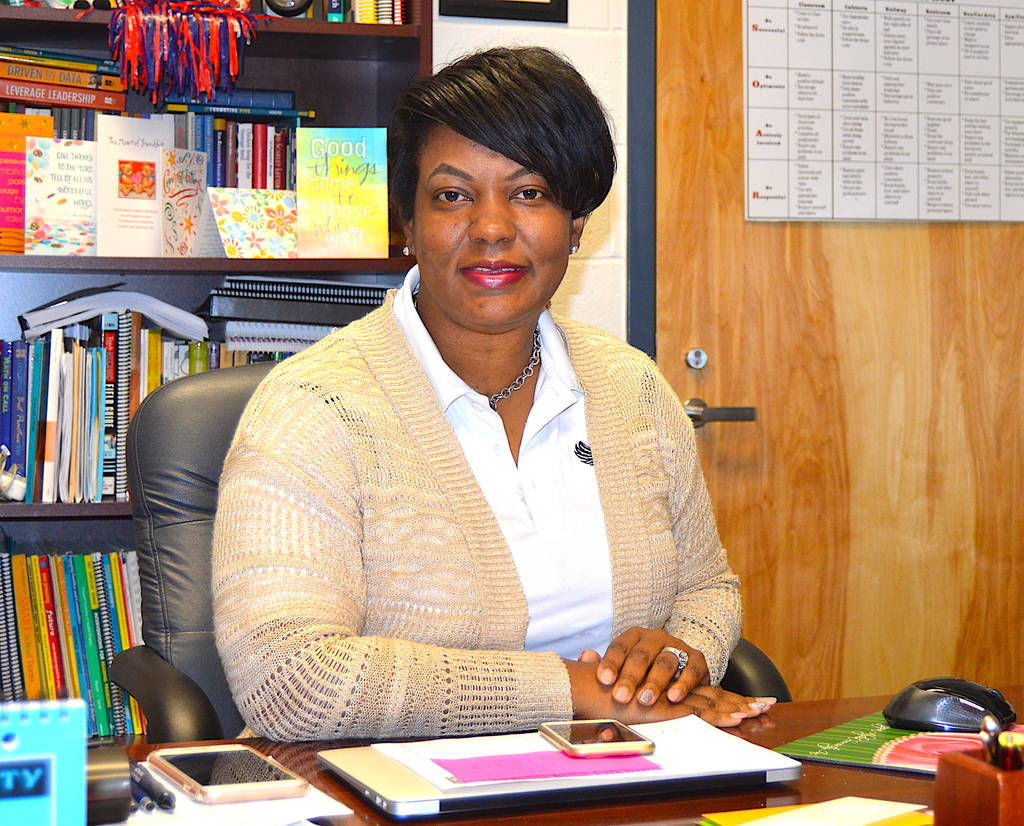 Butts County resident is Georgia Secondary Principal
