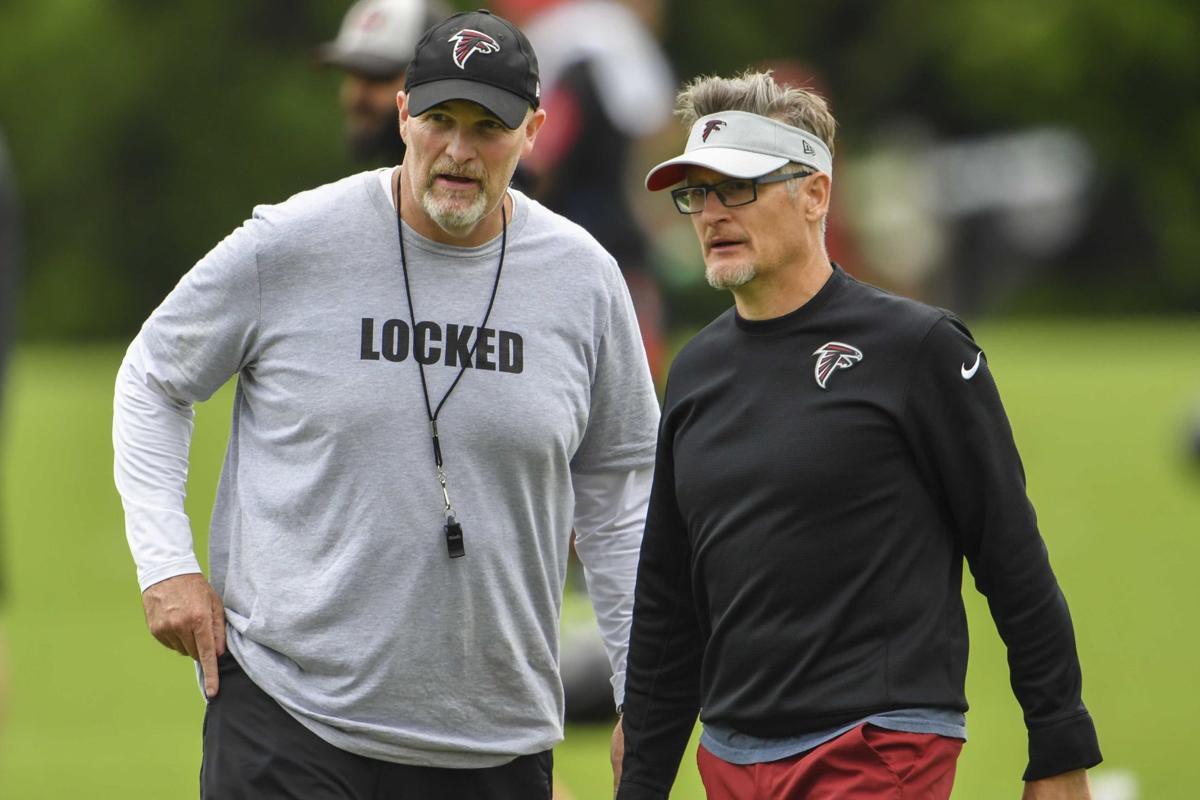 NFL: Atlanta Falcons-Minicamp