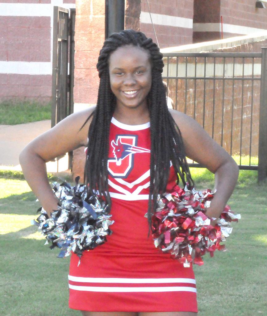 Jackson High Cheerleader Scandal
