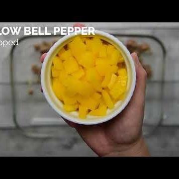 VIDEO: Stuffed Bell Pepper Casserole