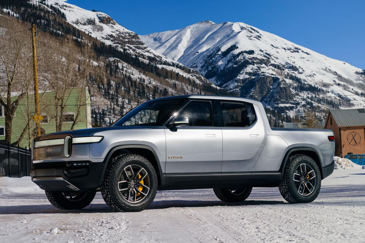 The electric pickup wars are about to begin