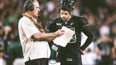 Family: Former Hawaii QB Colt Brennan dies at 37