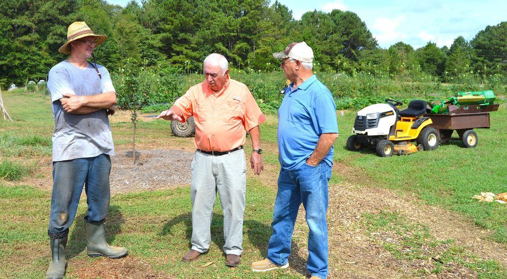 Pleasant Grove Christian School Gets Garden Grant