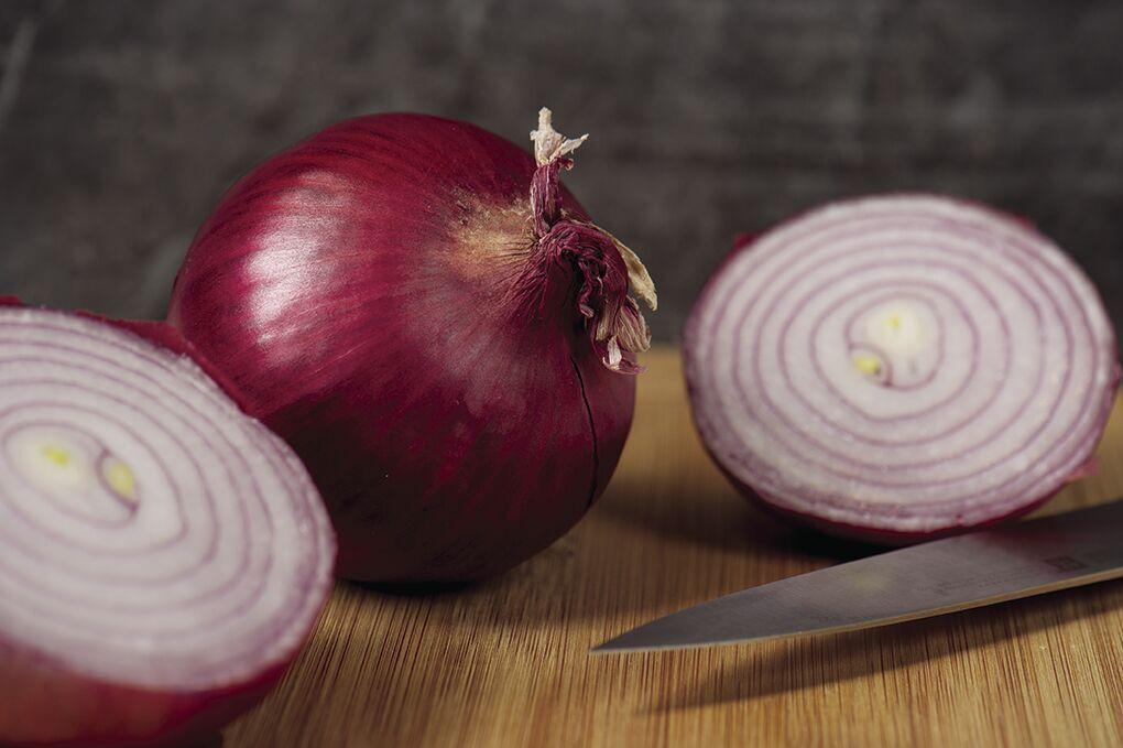 Reduce onion tears.