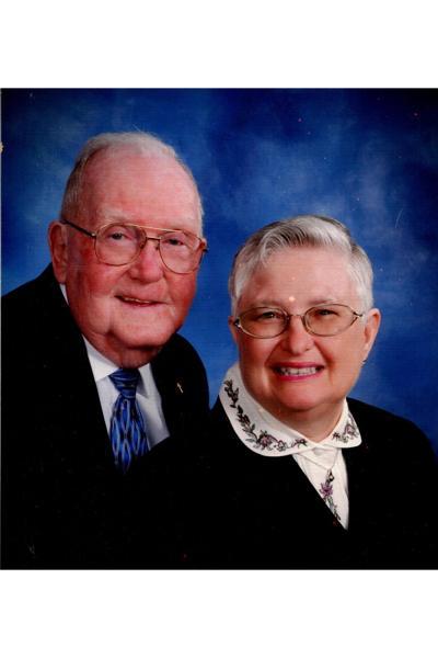 Kenneth Eugene and Beverly Maxine Baldwin