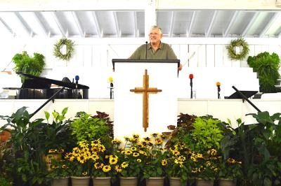Indian Springs Holiness Camp Meeting to celebrate 128th year (copy)