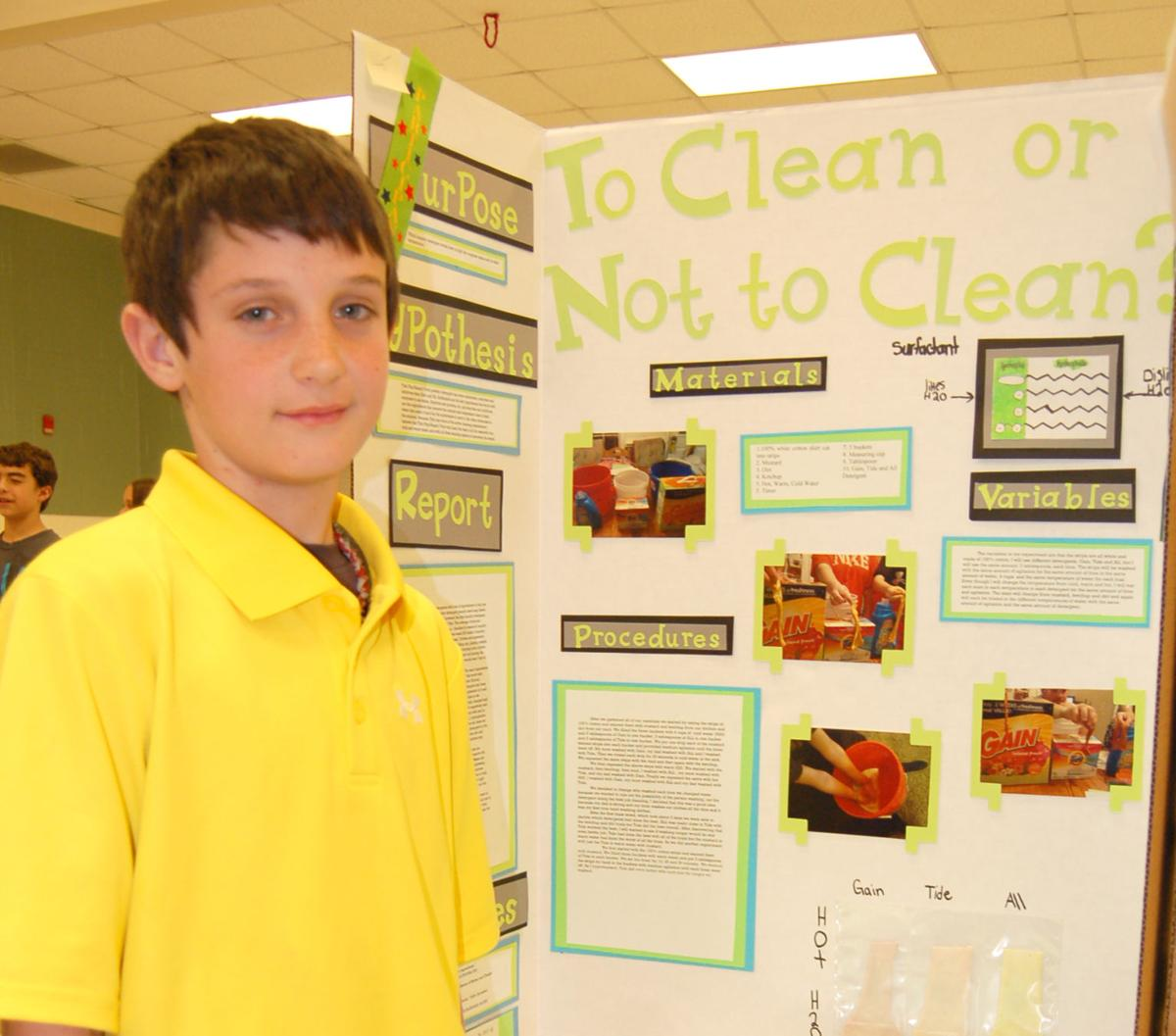 laundry detergent science fair project This guide can help find elementary school science fair project ideas appropriate for the kindergarten  is laundry detergent as effective if you use less than the.