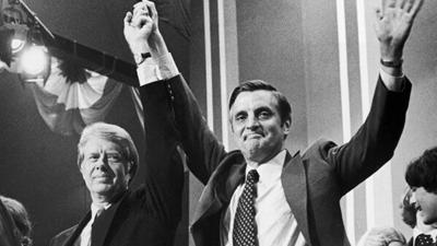 Former Vice President Walter 'Fritz' Mondale dead at 93