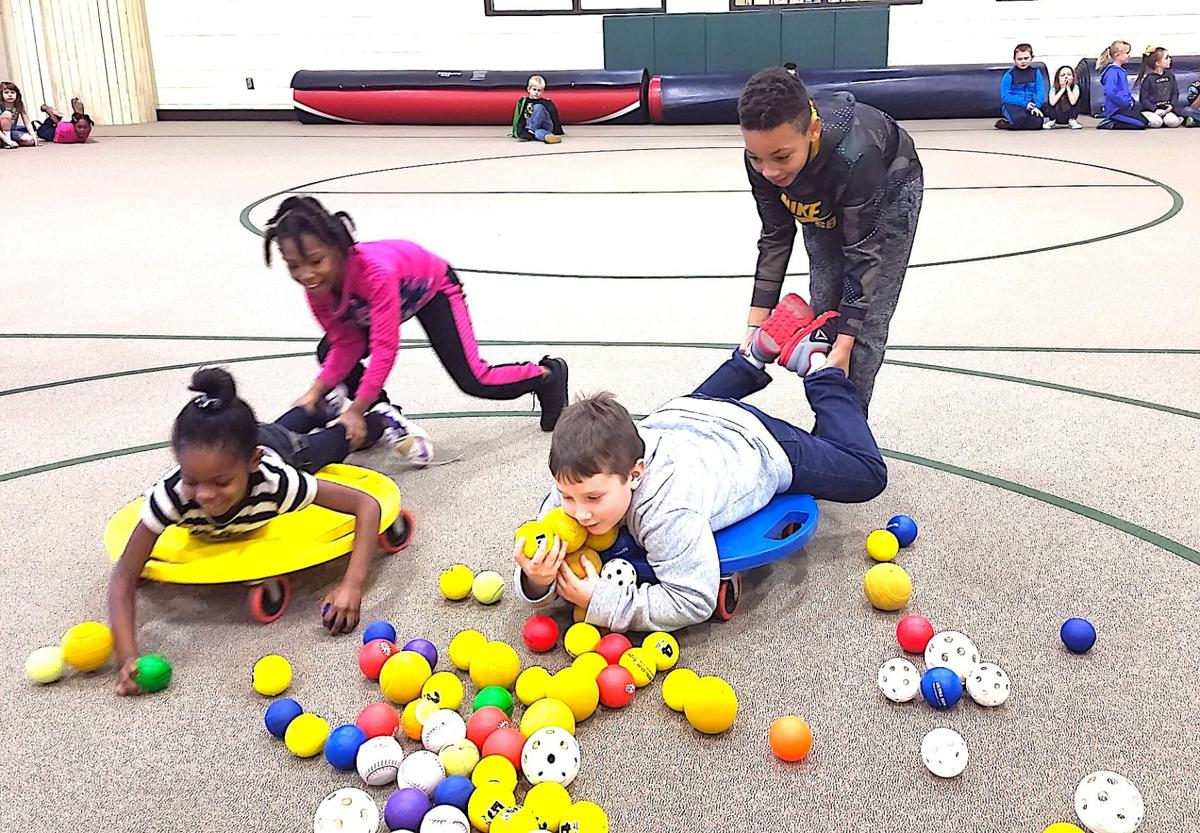 daughtry elementary second-graders learn about motion | local news