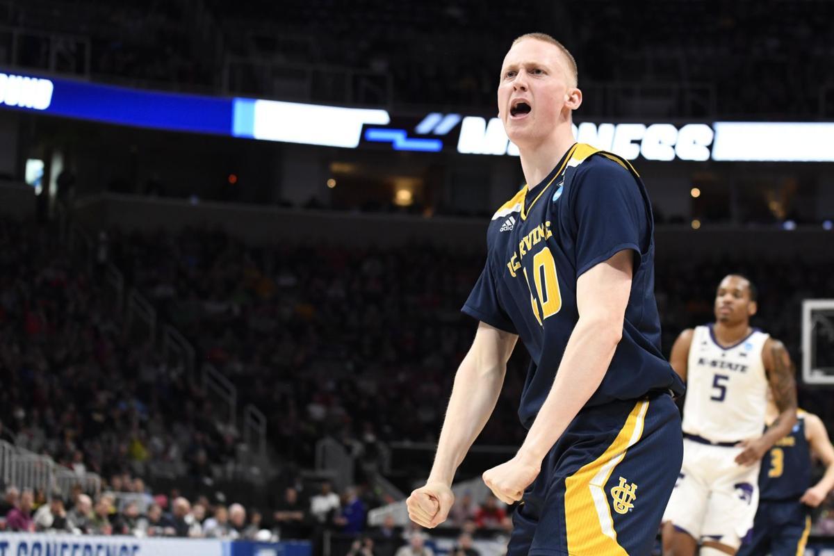 30798a96d1a NCAA Basketball  NCAA Tournament-First Round-Kansas State vs UC Irvine