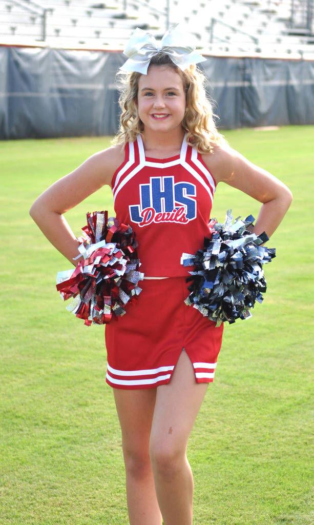 Cheerleading - Simpson County Academy