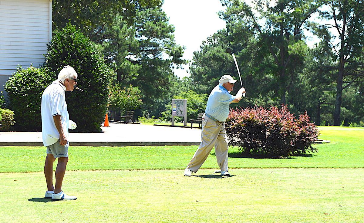 Eagle helps Eakin\'s team win golf fundraiser | Sports ...