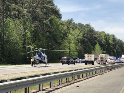 Traffic Alert: I-75 South in Butts County   News   jacksonprogress