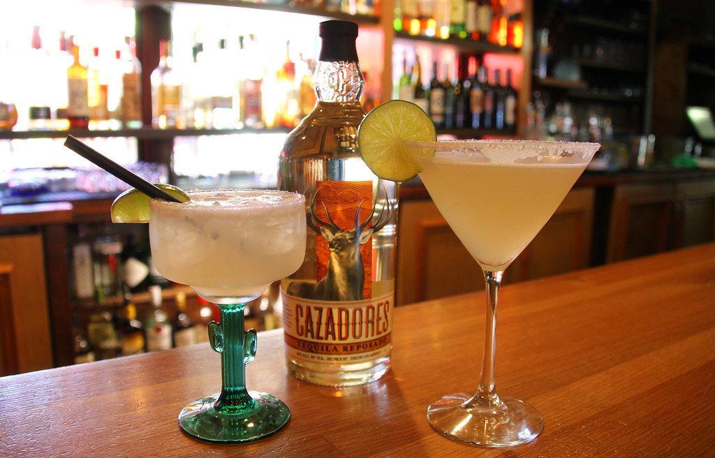 Margaritas and Daiquiris