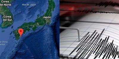 Japón - Sismo
