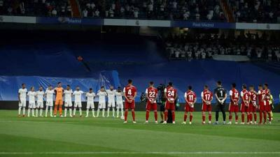 Regreso al Bernabéu