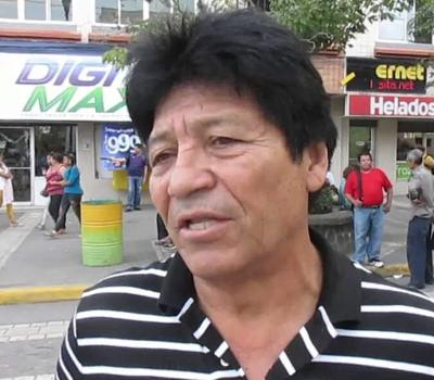 Luis Crúz ex mundialista en España 1982 hospitalizado por Covid