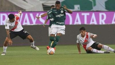 Palmeiras es finalista