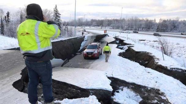 Alaska terremoto
