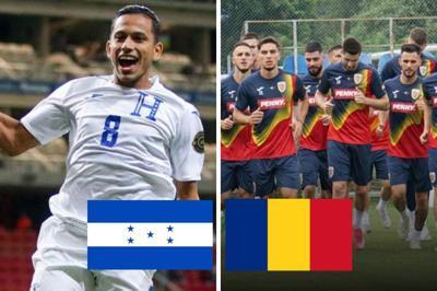 Juegos Olímpicos, debut Honduras - Rumania