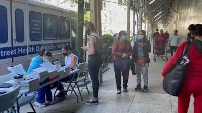 Vacunas para los jóvenes en Nueva York