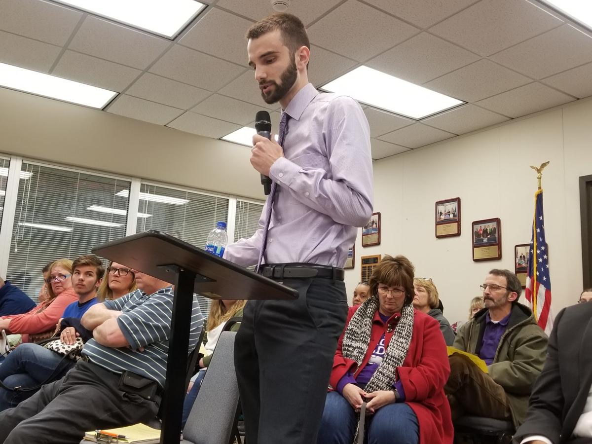 USD 475 BOE votes to renew contract of JCHS instructor