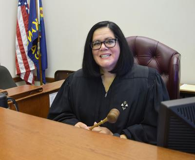 Geary County's first female judge to retire this year