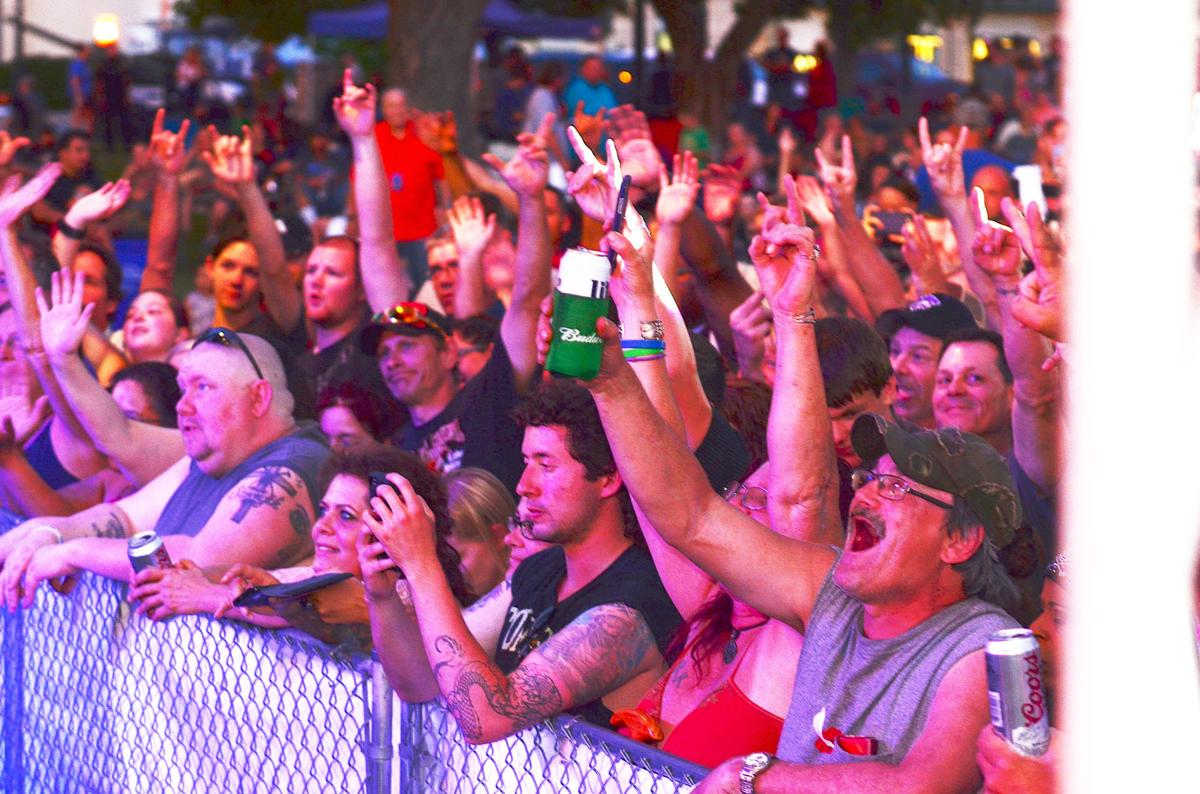 Two major performers at Sundown Salute announced