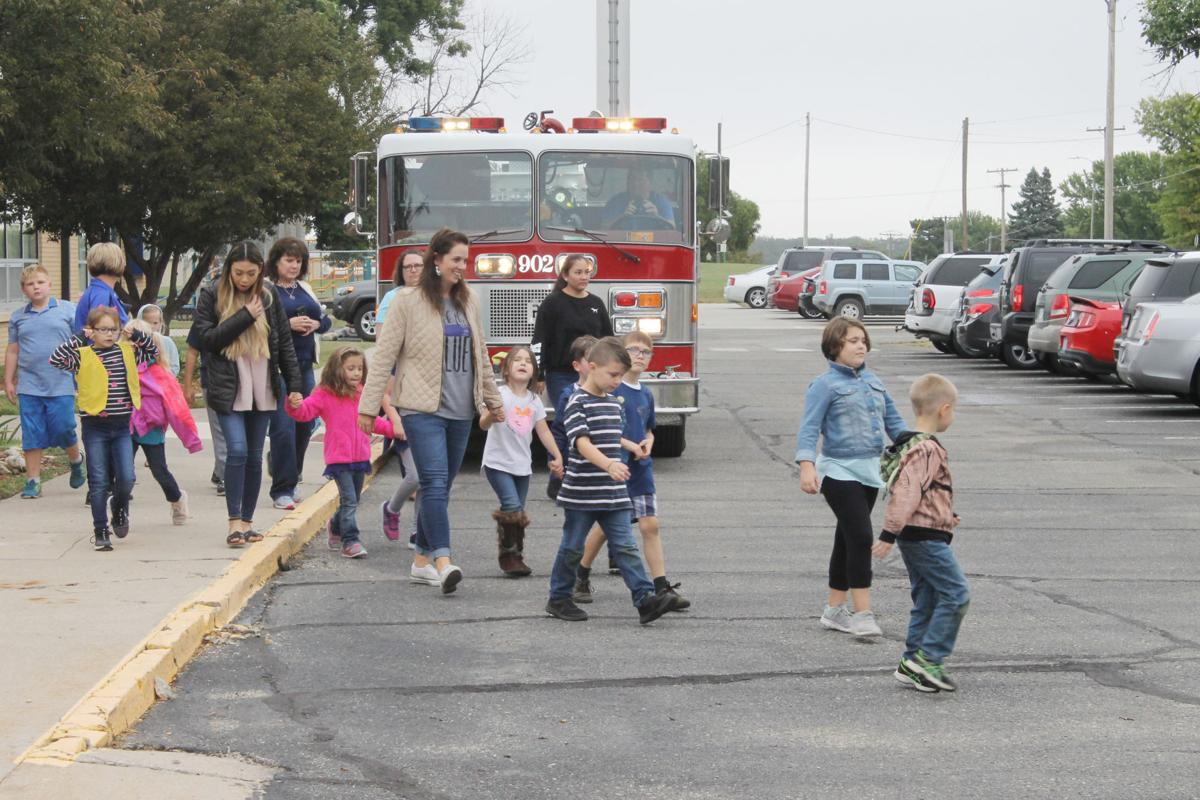 Locals walk more than 8,000 miles during Bramlage Family Walk A Mile Day