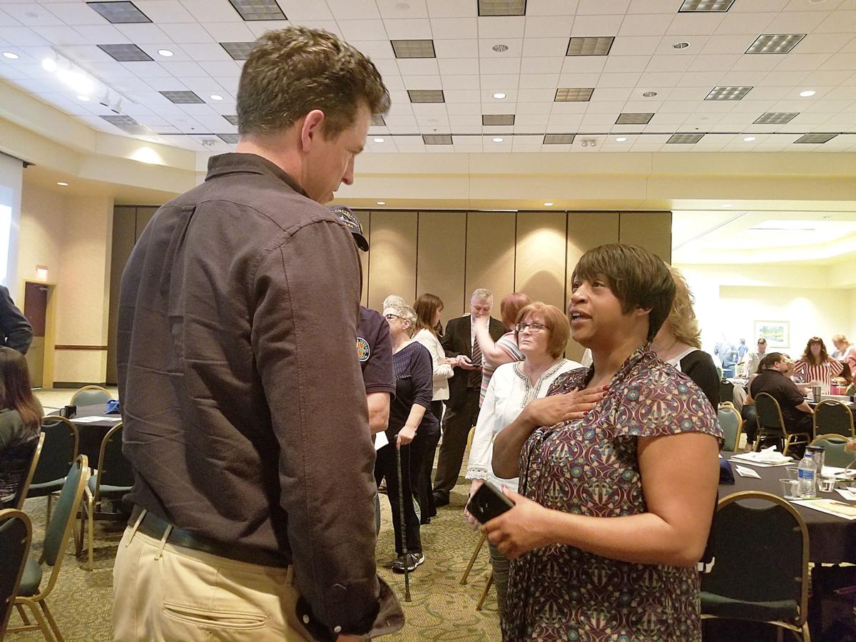 Suicide prevention summit aims to educate, keep veterans from isolating themselves