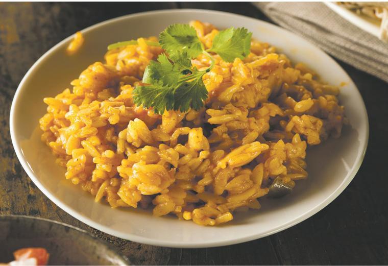Spanish Brown Rice