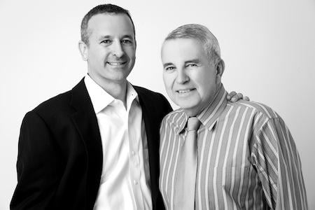 JNF honors father and son