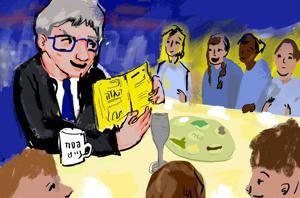 What's the best way to lead a Passover seder?