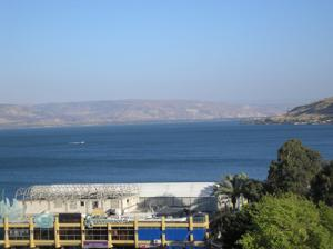 Sea of Galilee hits all-time-low recorded water level