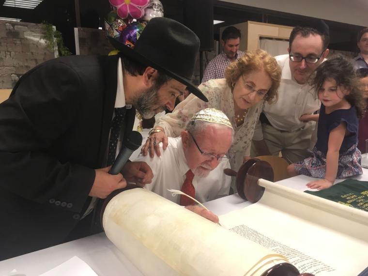 New Torah for MAKOR