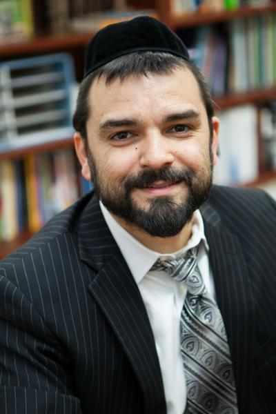 Rabbi Shmuel Field