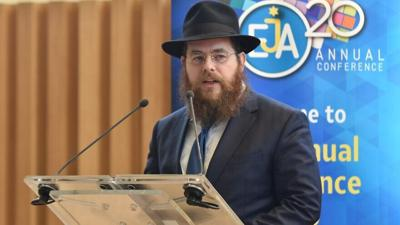 European Jewish Association's annual policy conference