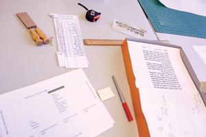 Torah-writing project