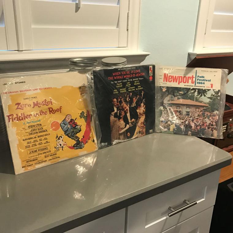 Shalom Home vinyl records