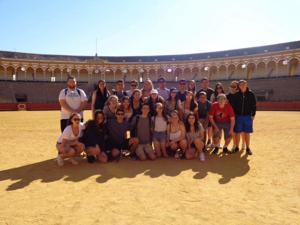 Spain Bull Fighting