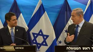 Paraguay and Honduras ready 'in principle' to move embassies to Jerusalem