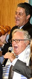 Sedona synagogue celebrates Plotkins