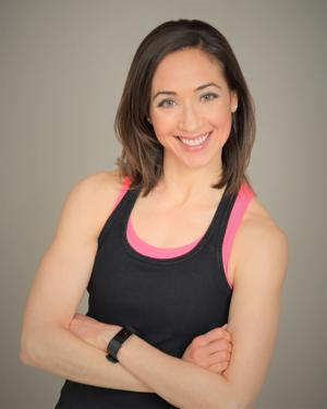 Local woman puts creative energy into citywide fitness initiative