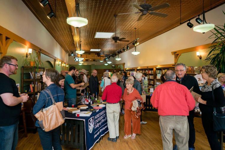 Flagstaff Book Launch