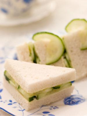 Cucumber Sandwiches