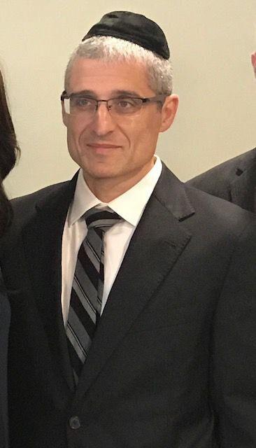 Rabbi Yaakov Bronsteyn