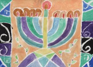 Ayelet Jaffee, age 10, Pardes Jewish Day School