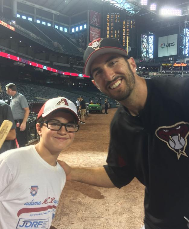 MLB cross-country mitzvah project