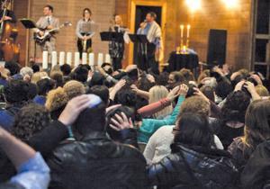 Musical blessing