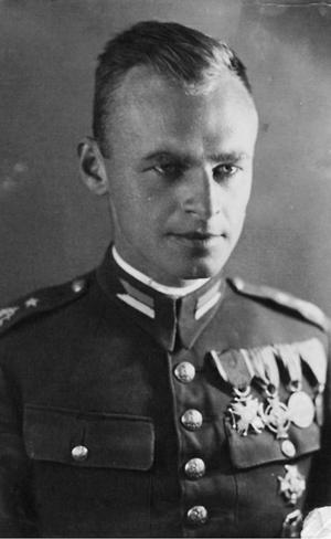 Capt. Witold Pilecki